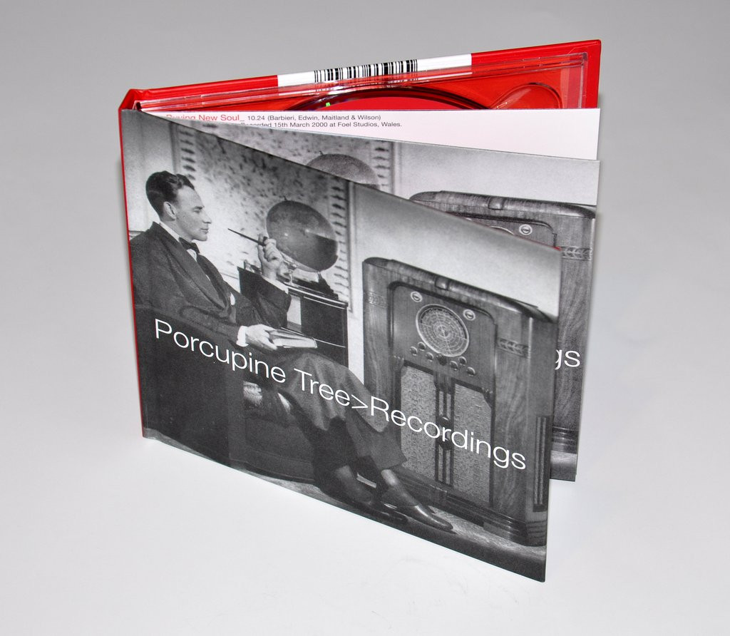 Porcupine Tree - Recordings Digibook